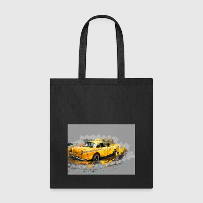 New York taxi - Tote Bag