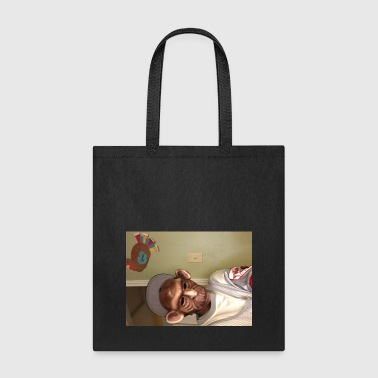 Scary monkey - Tote Bag