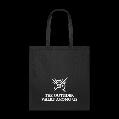 the outsider - Tote Bag