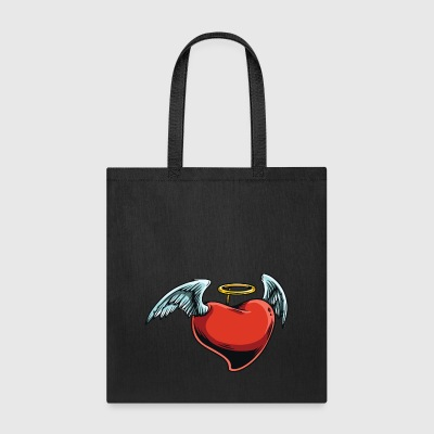 Angel heard - Tote Bag