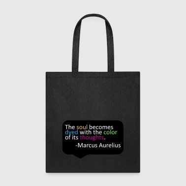 soul becomes dyed - Tote Bag