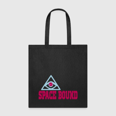 space bound - Tote Bag