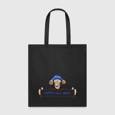 monkey new year - Tote Bag
