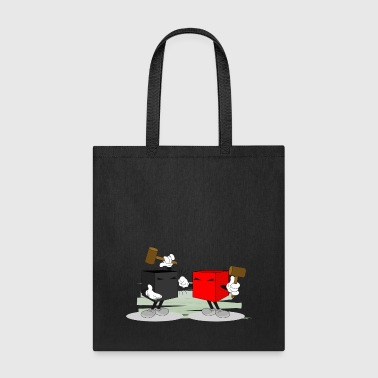 fight - Tote Bag
