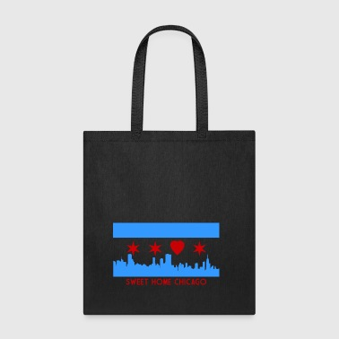 Sweet Home Chicago - Tote Bag