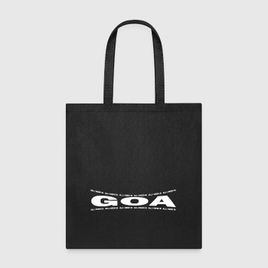 LOVE TECHNO GESCHENK goa pbm GOA bpm goa - Tote Bag