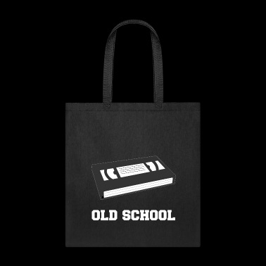 Old School Nostalgia / Gift Idea - Tote Bag