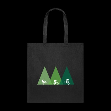 Mountain Bike mtb bicycle - Tote Bag