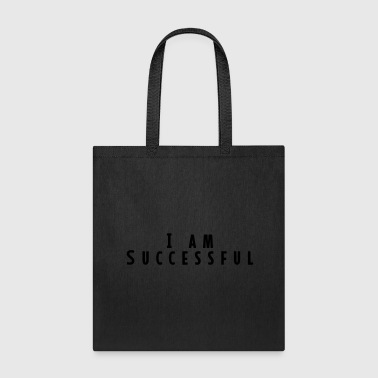 I AM successful - Tote Bag