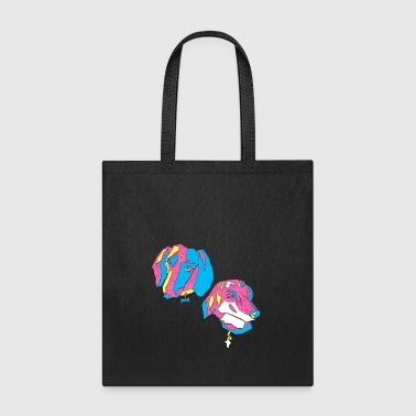 K&H Portraits (sharp) - Tote Bag