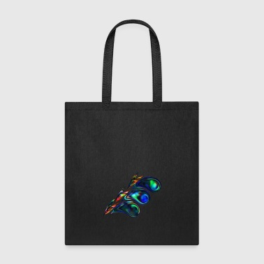 Rainbow Waves - Tote Bag