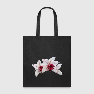 Cymbidium Baltic Dew Freckle Face - Tote Bag