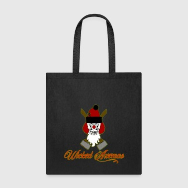 Wicked Axemas - Tote Bag