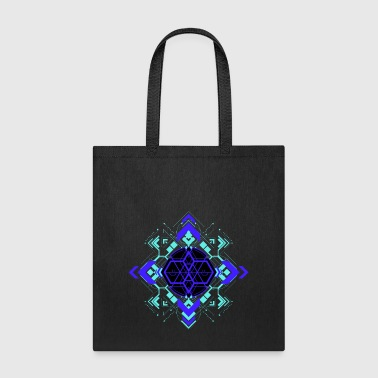 tshirt2_purple - Tote Bag