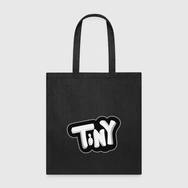 Tiny-Logo - Tote Bag
