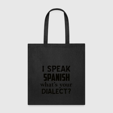 SPANISH design - Tote Bag