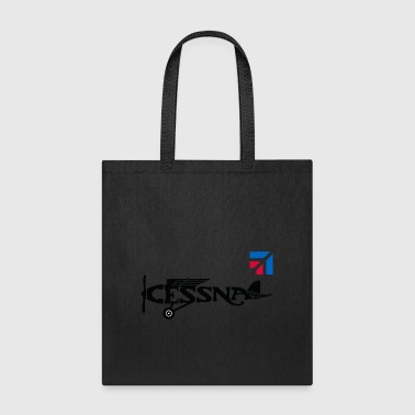 Cessna Aircraft Aviation Airplane - Tote Bag