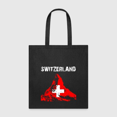 Nation-Design Switzerland Matterhorn ow18 - Tote Bag