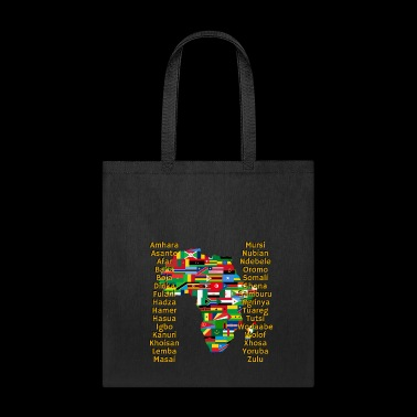 People of Africa - Tote Bag