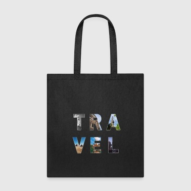 TRAVEL Destinations - Tote Bag