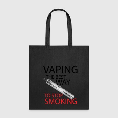 Vaping - Tote Bag