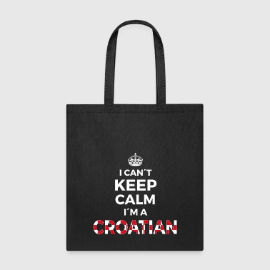 Cant keep calm Cro - Tote Bag