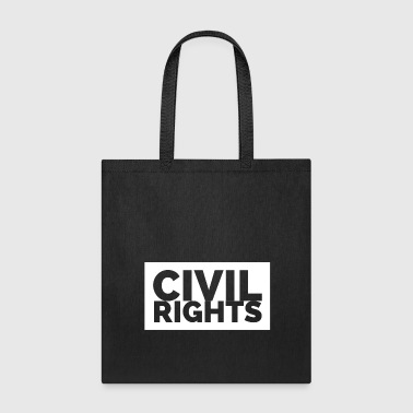 CIVIL RIGHTS - Tote Bag