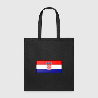 Croatia Flag - Tote Bag