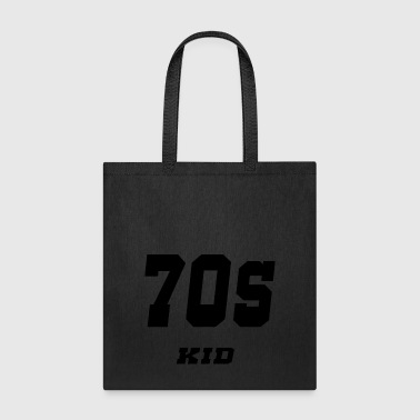 70s kid - Tote Bag