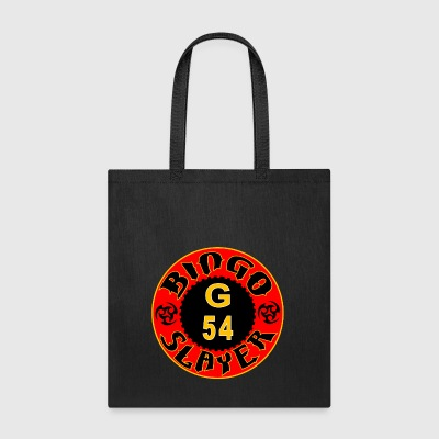 MASTER, MISTRESS, KING, QUEEN OR DIVA OF BINGO - Tote Bag