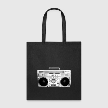 ghetto blaster - Tote Bag