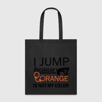 show jump design - Tote Bag