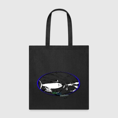 Dining With Marlin - Tote Bag