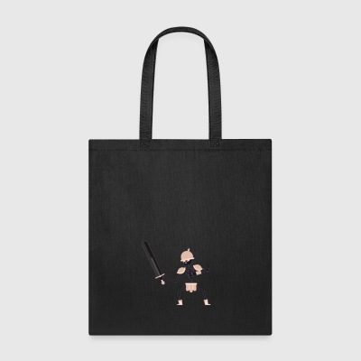 bone knight - Tote Bag