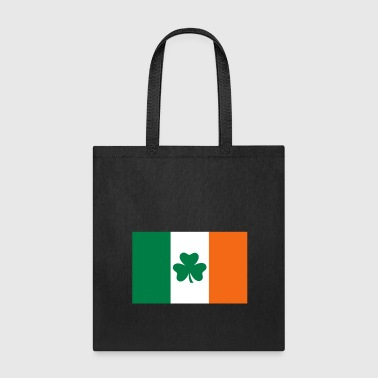 Ireland Shamrock - Tote Bag