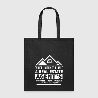 Real Estate Shirt - Tote Bag