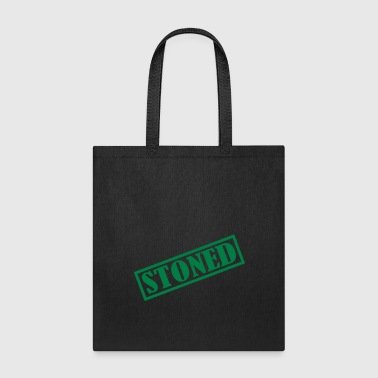 Stoned Marijuana - Tote Bag
