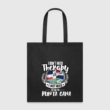 Punta Cana Travel Shirt - Tote Bag