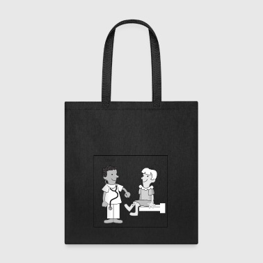 reflexes - Tote Bag