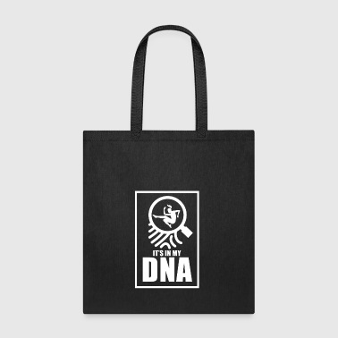 Jump Broad and long or high in my DNA gift - Tote Bag
