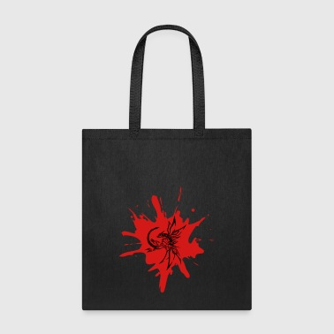 Dragon Flying - Tote Bag