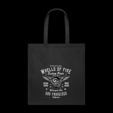 Wheels Of Fire Exclusive T-shirt Limited Edition - Tote Bag