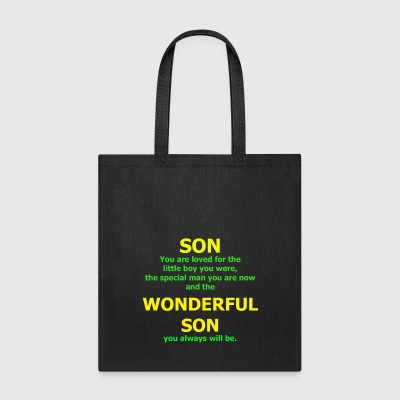 Son You are Loved For The Little Boy You Were - Tote Bag