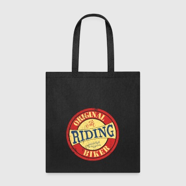 Original Riding - addicted to bibes bicycles - Tote Bag