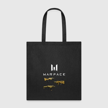 Warface Engineer shirt with Best Gold Smg's - Tote Bag