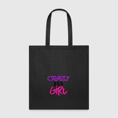 Crazy R&B Girl - Shirt Hoddie Cup Gift - Tote Bag