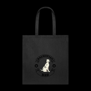 Dalmatian Dad - Gift idea for Dog Owners - Tote Bag