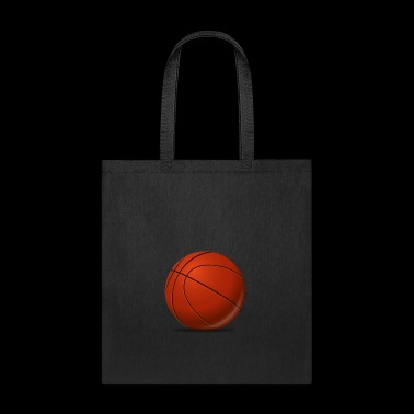 Basketball Tee Shirt Gift for kids, men and women - Tote Bag