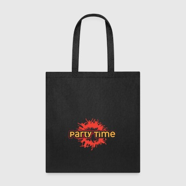 GIFT - PARTY TIME - Tote Bag