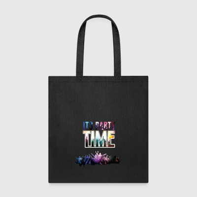 GIFT - ITS PARTY TIME - Tote Bag